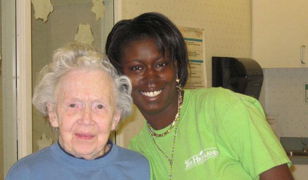 Memory care at The Living Center Skilled Nursing Home