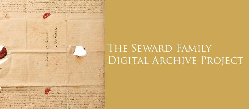 The Seward Family Digital Archive Project