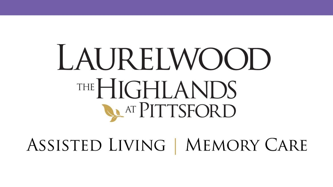Laurelwood Assisted Living and Memory Care logo